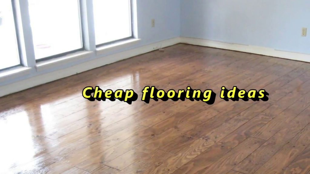 Cheap Flooring For a Rental Property