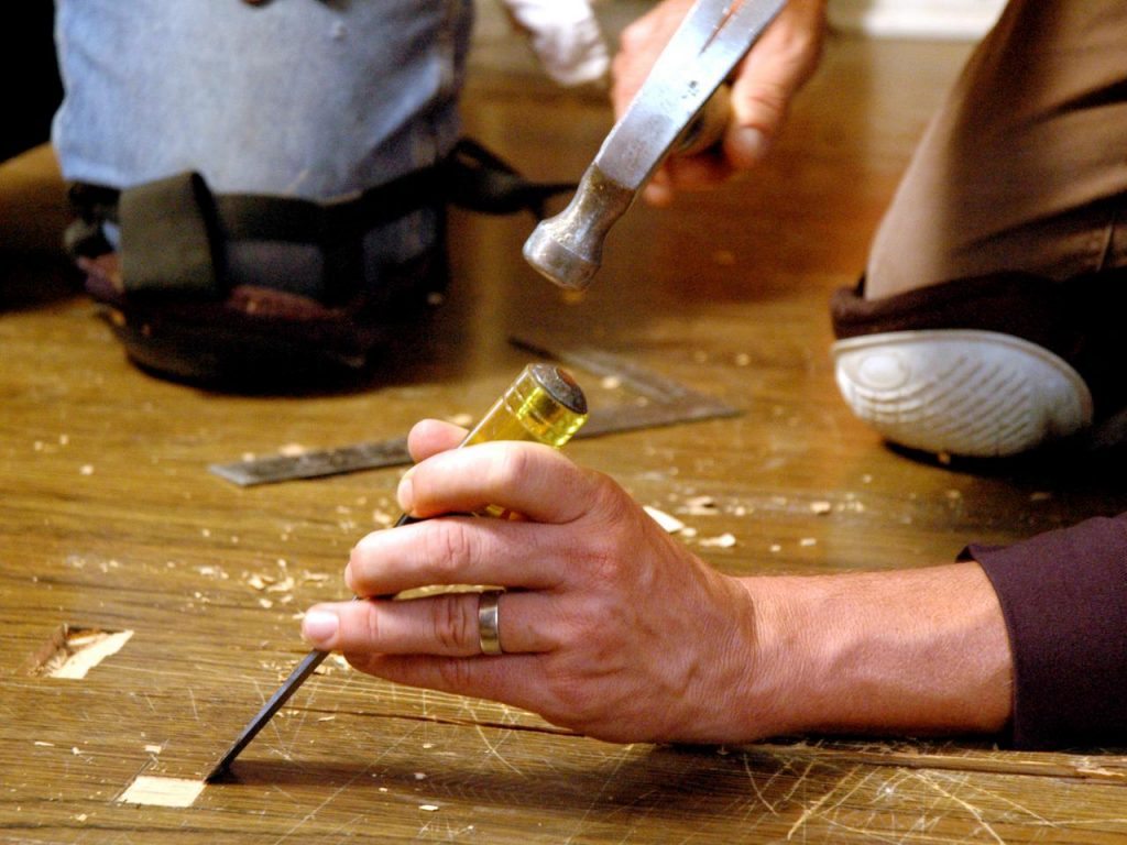 Wood Floor Repairs - Wood Restoration's Secret Service