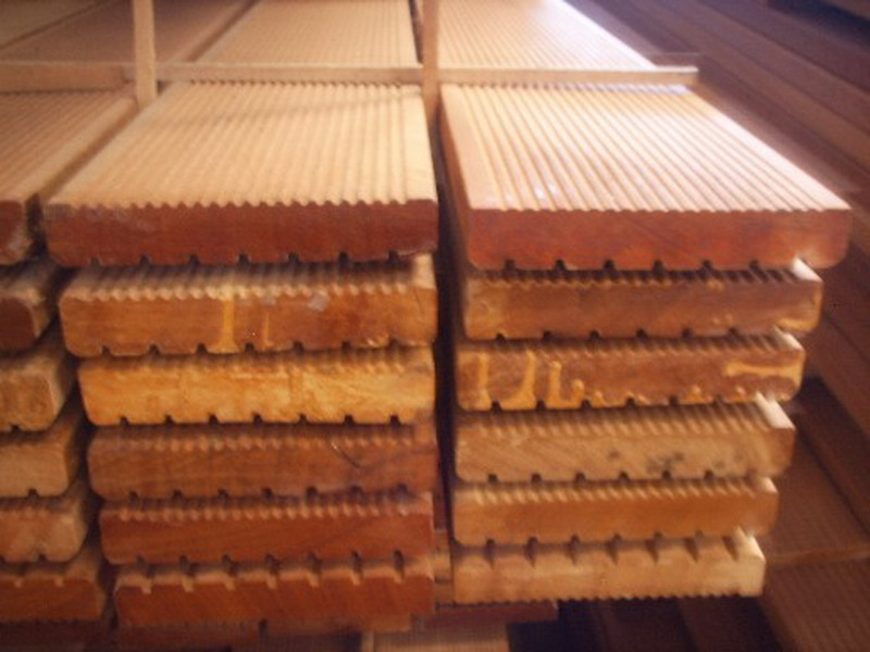 Mesquite Hardwood Flooring 9.Decking Pack