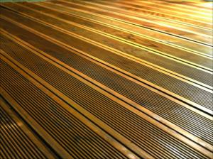Balau Decking Flooring