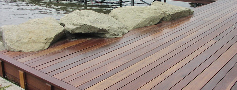 Wood Flooring Product Bangkirai-for-Decking