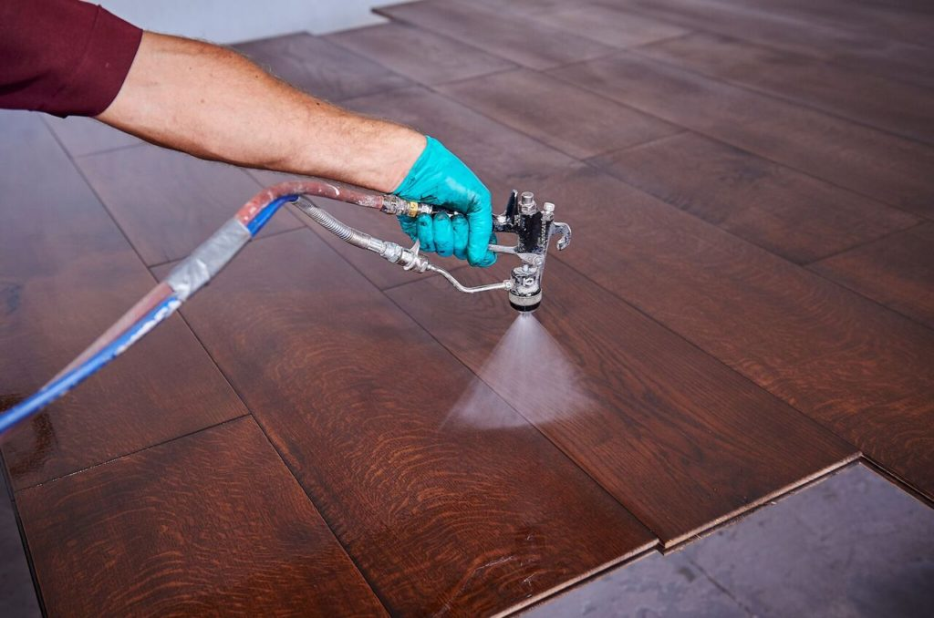 Custom Engineered Wood Flooring by Duchateau Flooring