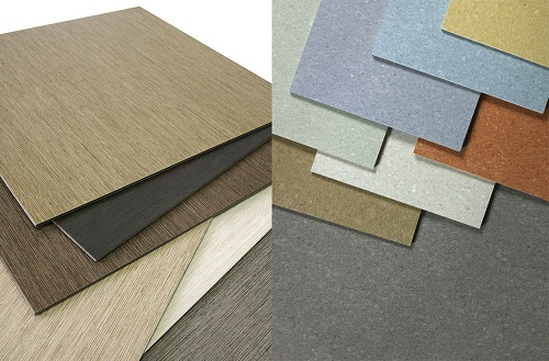 Vinyl Composite Tile Versus Other Types of Flooring Material