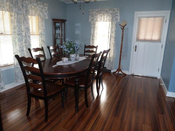 Westhollow Floor Looks Like Real Wood to Laminate Floors Everywhere