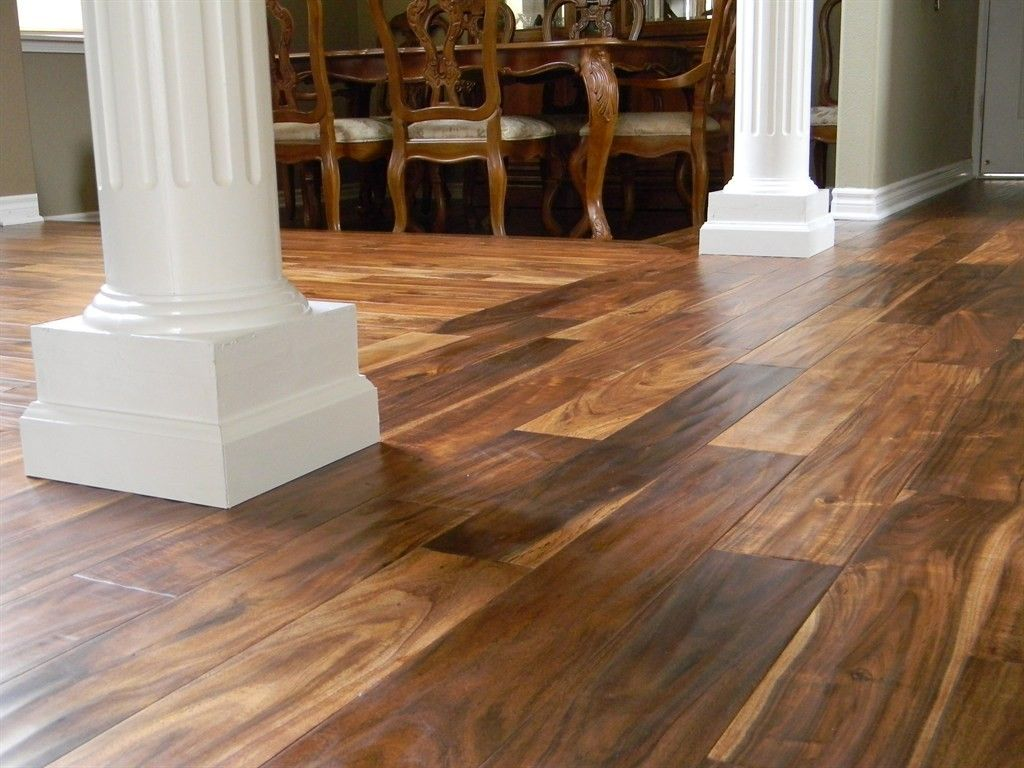 Why Choose Hardwood Flooring