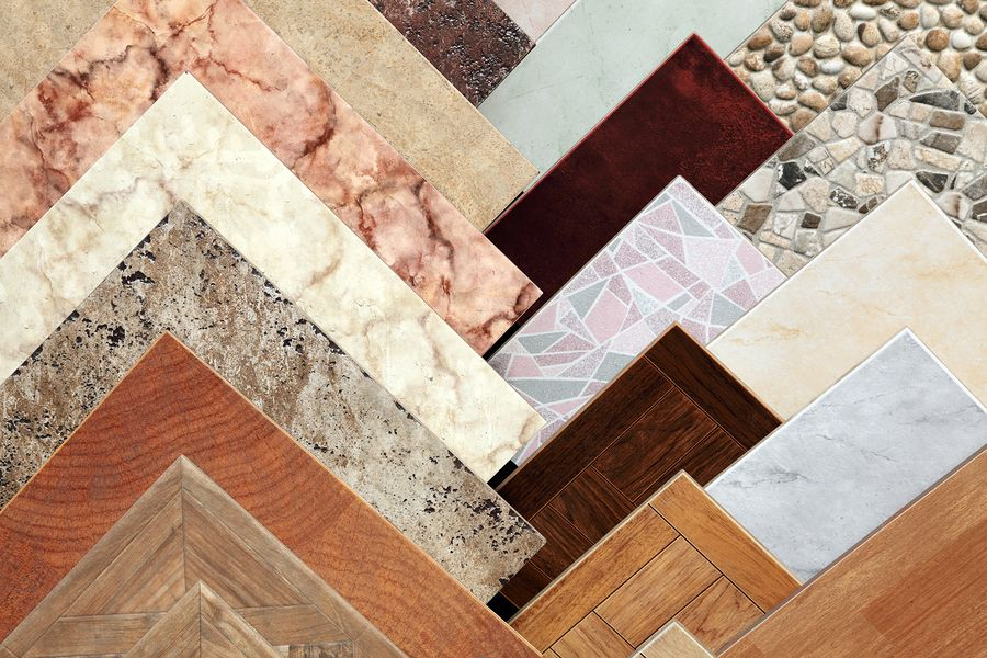 Overview of Flooring Variants